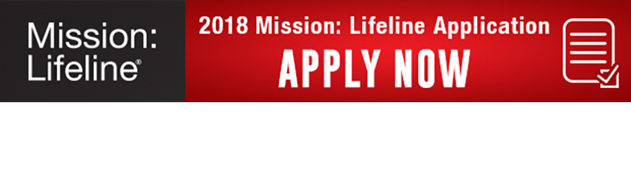 2018 Mission: Lifeline EMS Quality Application Open