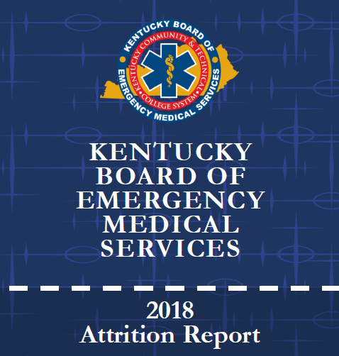 2018 KBEMS Attrition Report cover image